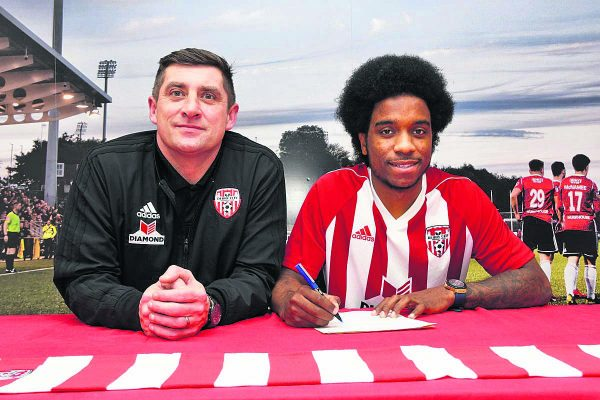 Waterford FC strive to lick Candystripes