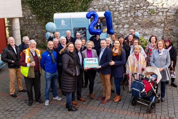 Rapid Cabs marks 21 years