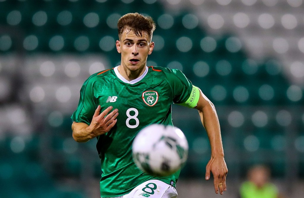 Jayson Molumby surely has a career with Republic of Ireland ahead of him.