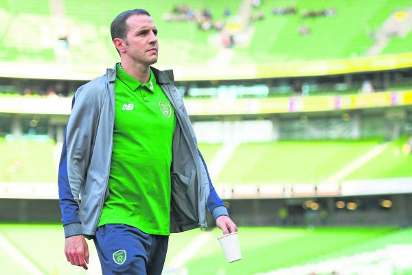 O'SHEA EXCITED TO CONTINUE COACHING DEVELOPMENT