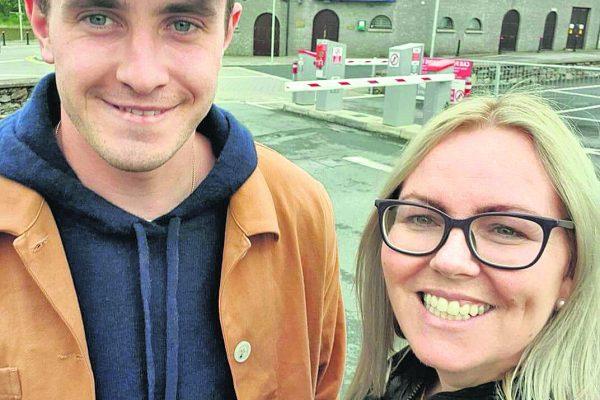 'Normal People' star holidays in Dungarvan