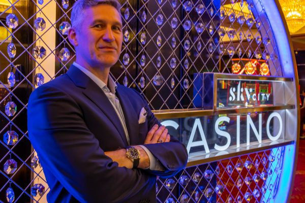 Michael Ahearne appointed SkyCity CEO