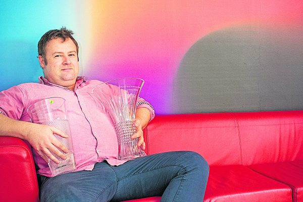 NearForm take top prize at Waterford Business Awards