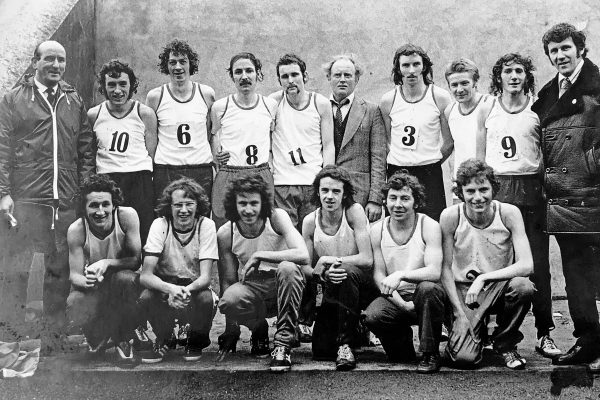 Waterford's Golden Cross-Country Era Recalled