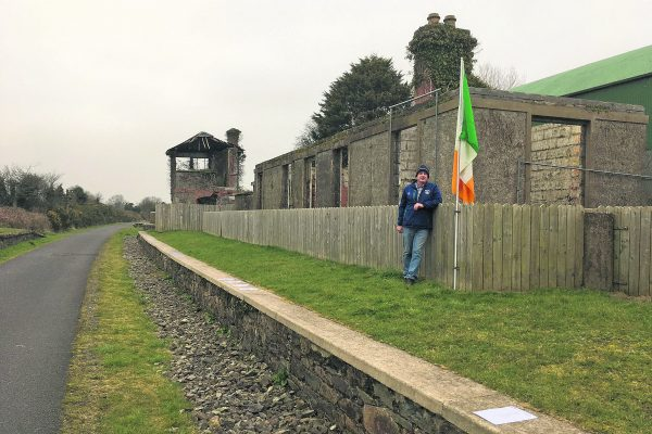Echoes of the past at Durrow