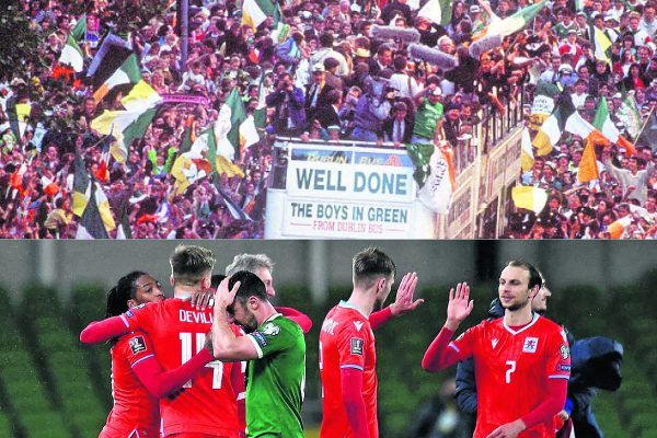 It's time Irish football stopped living in the past