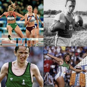 Looking back at Waterford Olympians