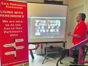 Power and positivity for people with Parkinson's