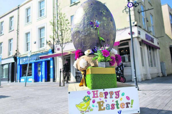 Eggstra special Easter feature in Dungarvan