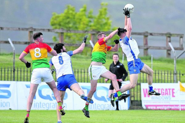 Clinical Carlow leave Deise for dust