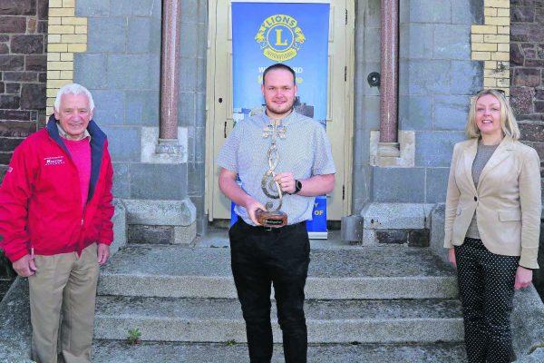 Conor Walsh wins O'Carroll Family Bursary