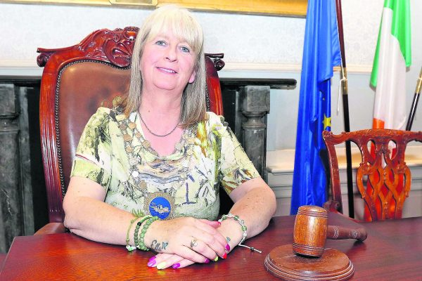 Well wishes for Cllr. Breda Brennan ahead of retirement