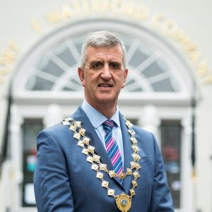 AIB's John McSweeney takes over as President of Waterford Chamber
