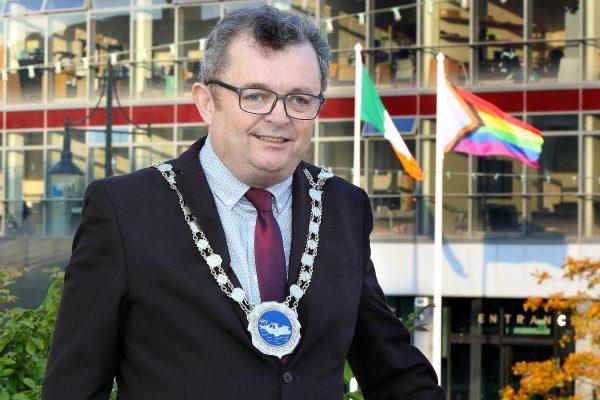 Seamus Ryan elected Metropolitan Mayor