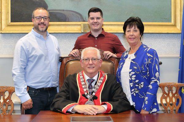 Joe Kelly elected Mayor of Waterford City & County