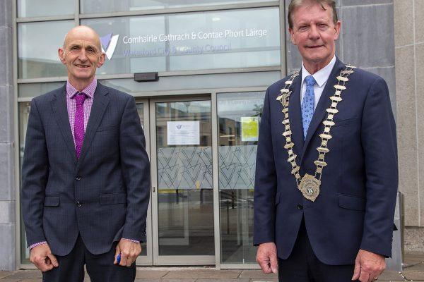 Kilmeaden's John O'Leary elected Comeragh Cathaoirleach