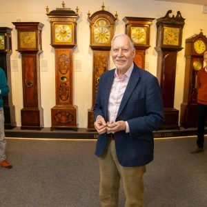 Minister Noonan officially opens Irish Museum of Time