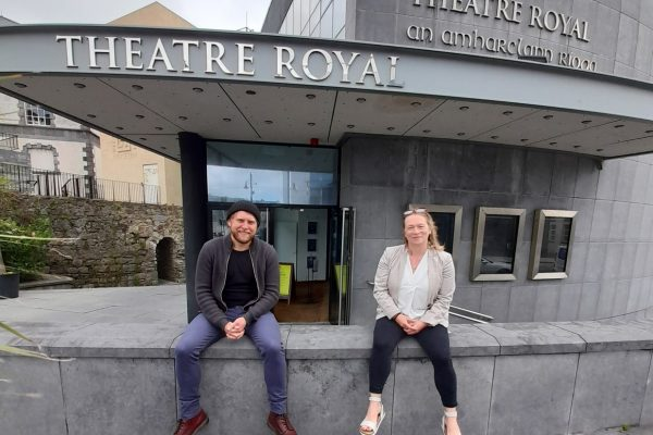 Theatre Royal announces Jamie Beamish as first-ever 'artist in residence'