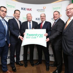 Twenty20 Beef Club takes coveted European Award for Cooperative Innovation